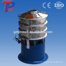 Tyrone brand small size XZS Rotary vibrating sieve machine