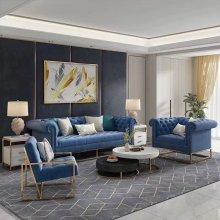 Fancy New Model Light Luxury Sofa