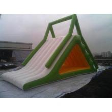 0.9mm PVC Tarpaulin Inflatable Water Slide / Aqua Inflatabl