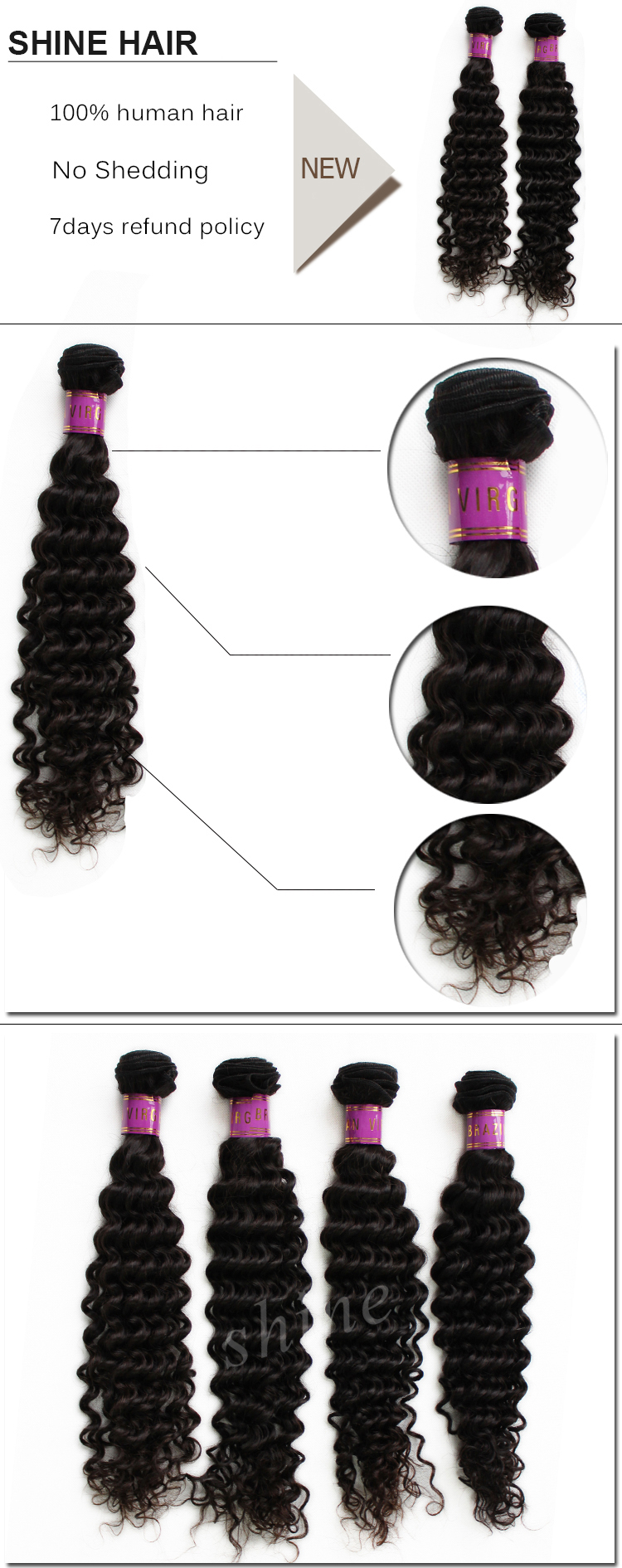 Black Hair Bundles