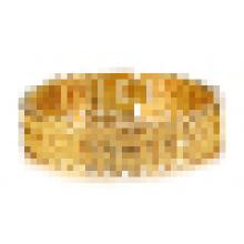 Herren Fashion18k Gold überzogene Schmuck übertrieben große Armband