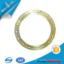 O profissional padrão do flange do jis 5k da venda quente para a tubulação de água de aço BD VALVULA