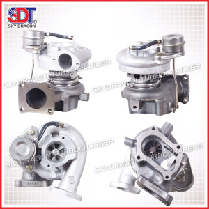CT26-2 turbo para TOYOTA 1HD-FTE Cartucho