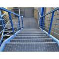 Press Lock Steel Grating for Platform Stair Walkway Mesh Grill