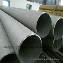 RUÍDO de aço inoxidável do tubo da tubulação do níquel da liga 625lcf de Inconel / En 2,4856