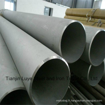 Tube d'acier inoxydable de tuyau de nickel d'alliage d'Inconel 625lcf DIN / Fr 2.4856