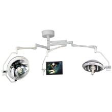 Con 2 lámparas halógenas techo Lámpara OT con cámara