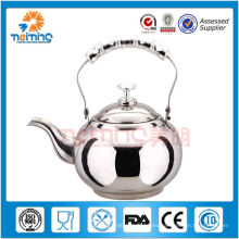 tetera de té de alta calidad del acero inoxidable de la venta caliente, pote de 1.0 Ltea http://meiming.en.alibaba.com/