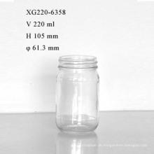 Glasfutterbehälter 220ml (XG220-6358)