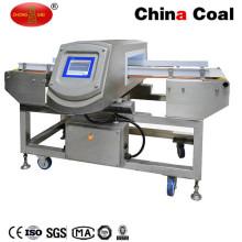 Gj-IX Nahrungsmittelgrad-Verarbeitungsindustrie-Digital-Metalldetektor-Maschine