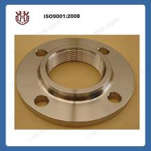 karbon çelik/strainless çelik boru bağlantı parçaları DIN flanş