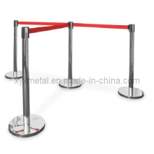 Functional and Affordable Movable Retractable Belt Barriers