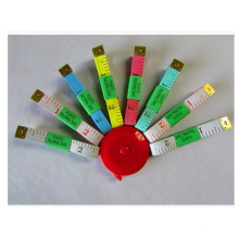 Promotional Tape Measure. Stainless Steel Tape Measure for The Measuring Customized Logo