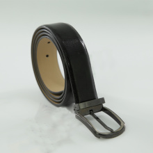 OEM Factory for Custom Waist Belt Men's Classic Dress Genuine Leather Belt Black export to Iran (Islamic Republic of) Wholesale