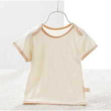 Organic Cotton Short Sleeves T-Shirt