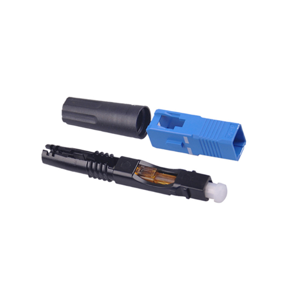 Ftth Optical Fiber Fast Connector Sc Upc