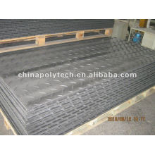 ground mat made of 100% HDPE