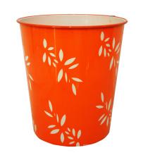 Пластиковый дизайн листа Печатная оранжевая верхняя пыль (B06-821)