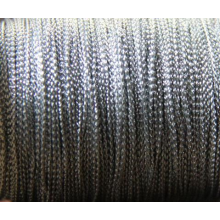Factory cheap supplly silver elastic rope