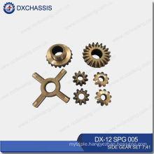 Side Gear Set 7:41 DX-12 Used for Daihatsu