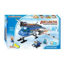 Boutique Baustein Spielzeug-Antarktis Wissenschaftliche Expedition 09