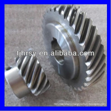 Steel 1045 casting helical gear
