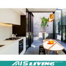 Двойной цвет для хранения кухонных шкафов мебели (АИС-K971)