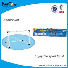 Mini soccer goal set for kids