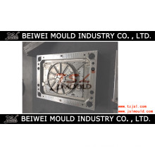 OEM Custom Injection Plastic Auto Fan Blade Mould