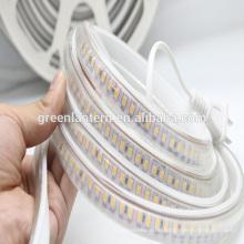 2018 neueste hohe Helligkeit 220V SMD3038 flexible LED-Streifen-Licht