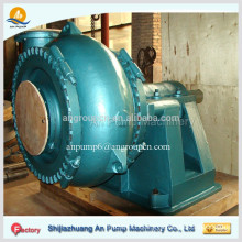 Diesel engine drilling mud pump