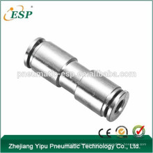MPUC06 6mm copper matel pneumatic compressor fittings price