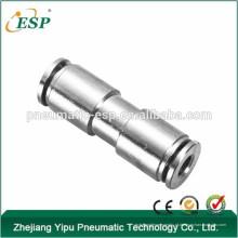 Encaixes de tubulação reta ESP encaixes de ar pneumáticos 1/4 encaixes de mangueira de ar