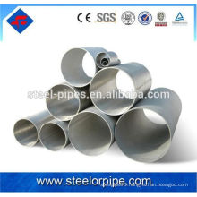 100mm diameter astm a53 erw steel pipe price per ton
