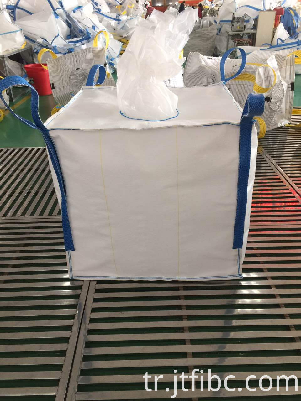 White Pp Virgin Bulk Bag