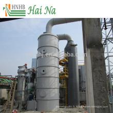 Épurateur de dioxyde de soufre de jet pour la chaudière de centrale