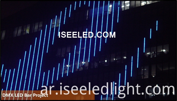 Facade LED Linear Tube RGB