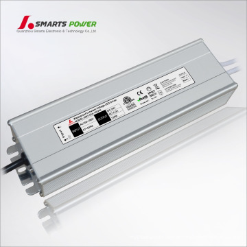 120watt LED Driver IP67 Waterproof Power Supply 220V AC 24V DC Transformer LED Driver