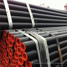 DIN17175 tuyau en acier sans soudure laminé à chaud