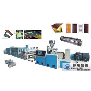 CE/SGS/ISO9001 PVC WPC Door Board Production Line