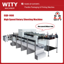 2015 High speed a4 paper cutter