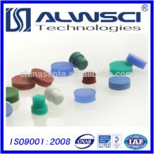 11 mm de silicona de alta temperatura GC Septa