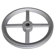 Алюминиевое литье под давлением автозапчастей рулевое колесо