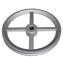 Aluminum OEM die casting auto parts steering wheel