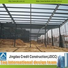 Bestseller Prefab Struktur Fabrik Werkstatt Gebäude Jdcc1055