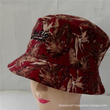 Promotional Fishing Bucket Sun Cap Hat (LB15103)