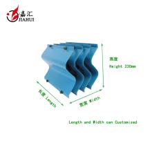 S type pvc tour de refroidissement éliminateur de dérive fournisseur de la Chine