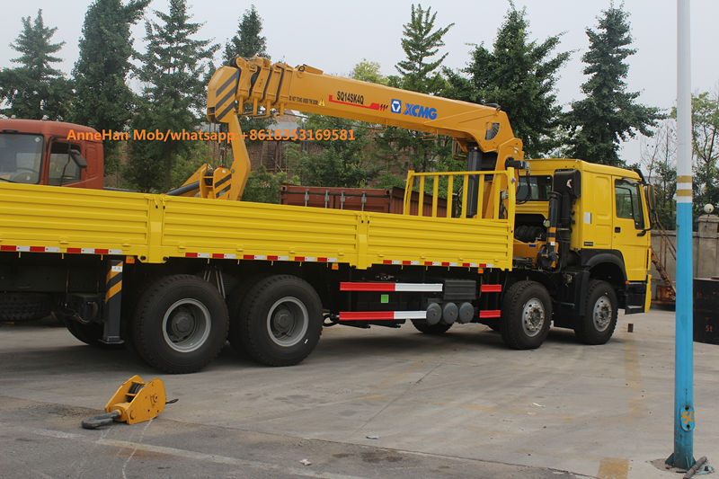 SINOTRUK HOWO 12tons folding