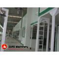 Horno de secado / curado de calefacción industrial (acero inoxidable)