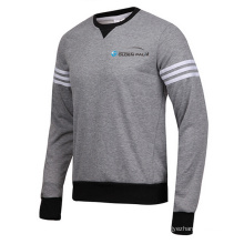 Custom Knitted Windproof Stringer Fleece Men′s Crewneck Hoodies&Swearshirts